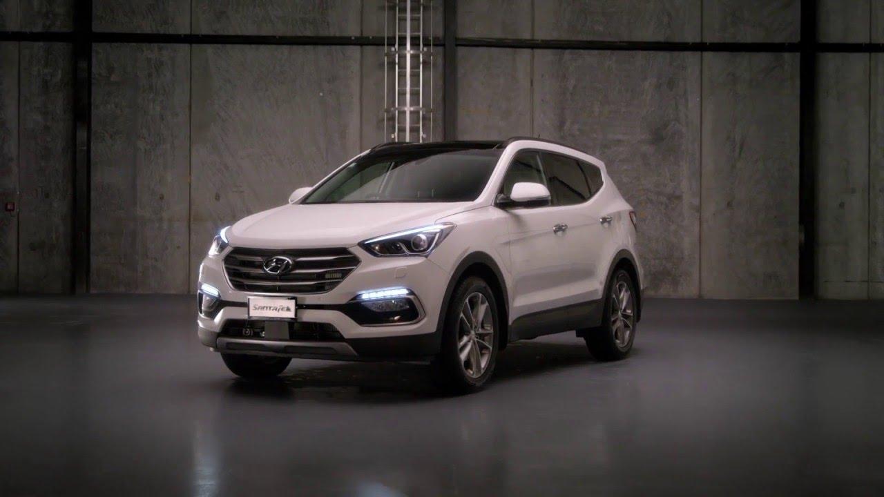 Hyundai Fleet Santa Fe Series Ii Suv For Business Hyundai Nz