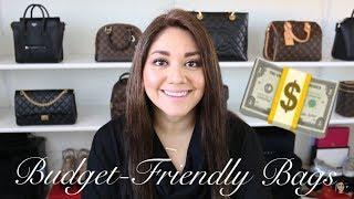 5 Budget-Friendly Bags On My Radar | Minks4All