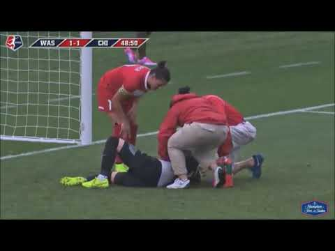 Nwsl Injuries Youtube