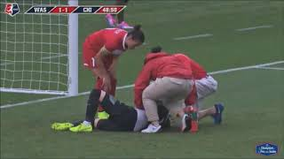 NWSL Injuries