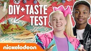 Holiday DIY Taste Test❄️ Ft. Jojo Siwa, Jace Norman & More! | #FunniestFridayEver