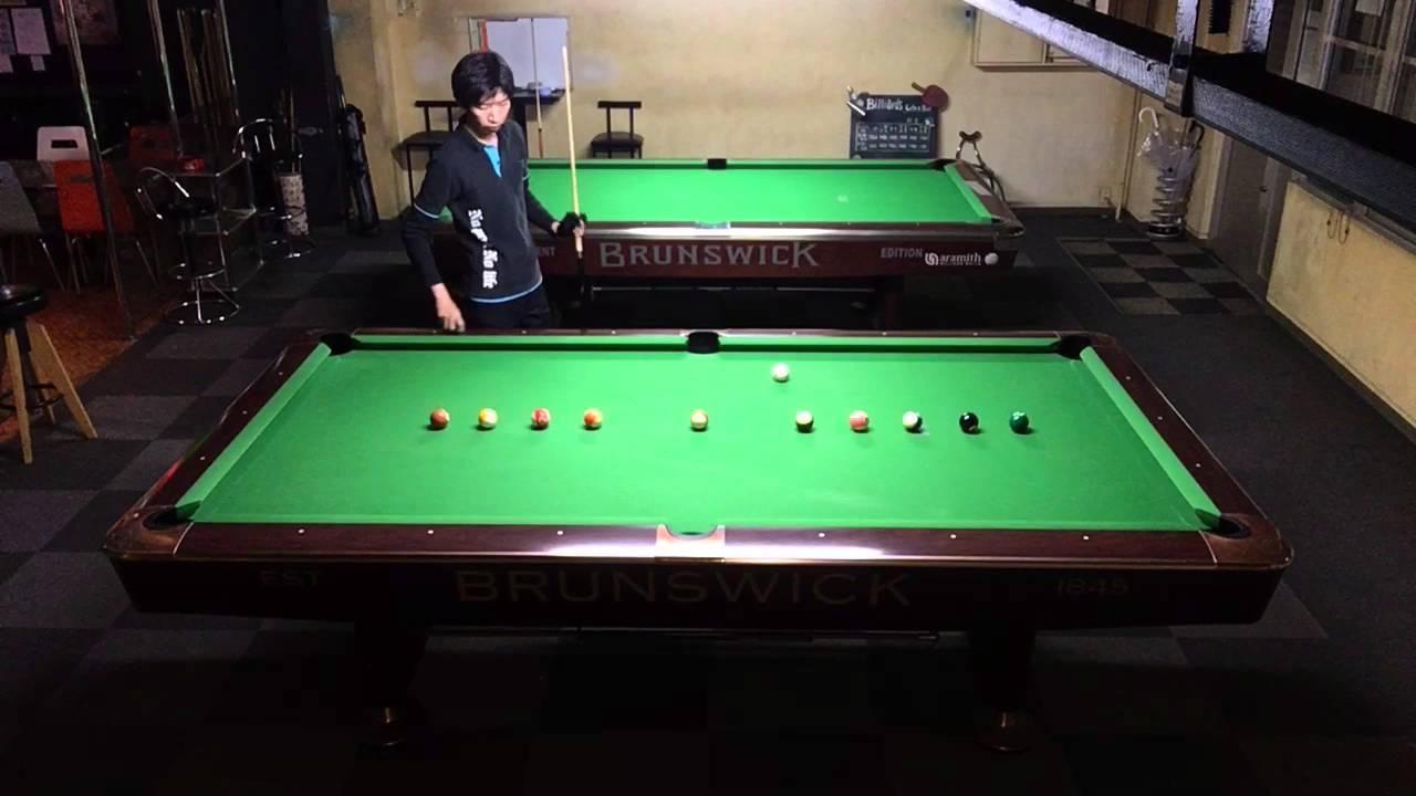 Billiard Drill No.6 【Appleton Line】