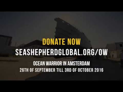 Be a Part of Sea Shepherd History