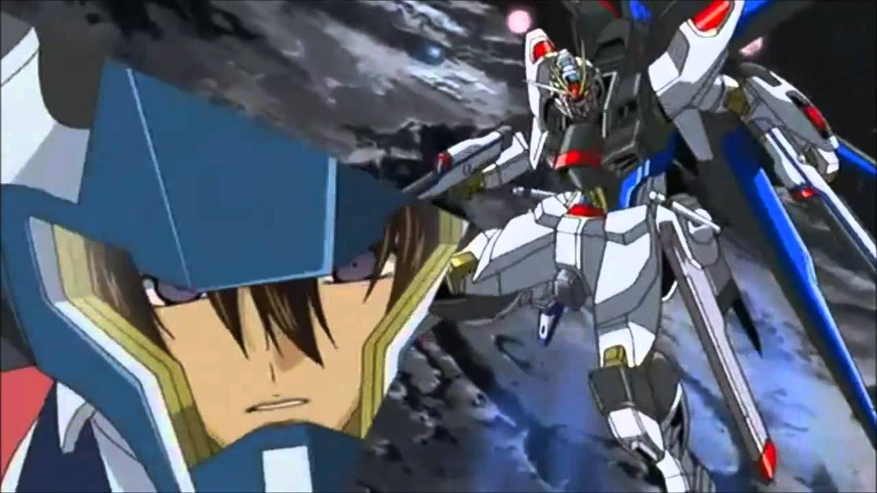 gundam crossover destiny strike