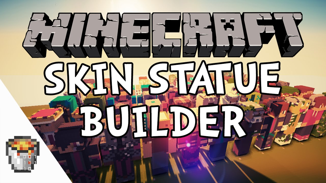 Overview - Skin Statue Builder - Bukkit Plugins - Projects