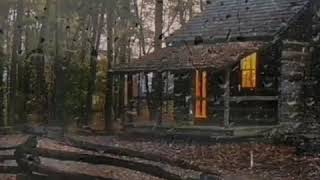 Payiz yağış ve menzere sonbahar yagmur manzara / whatsapp ucun status