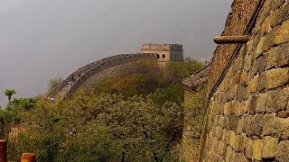 Luging down the great wall of china review - mutianyu
