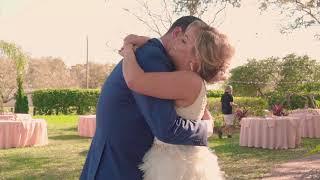Madison & Mac's Beautiful Destination Wedding - Tampa Florida