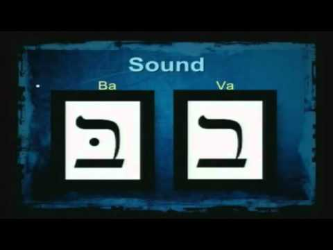 "Jim Staley ""Hebrew Alphabet, Aleph & Bet"" Pt. 15"