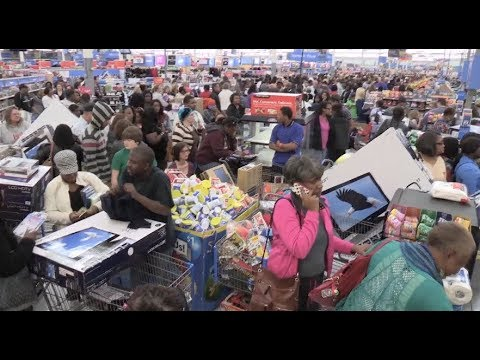 U.S. Retailers, Consumers Ready for Black Friday Boom