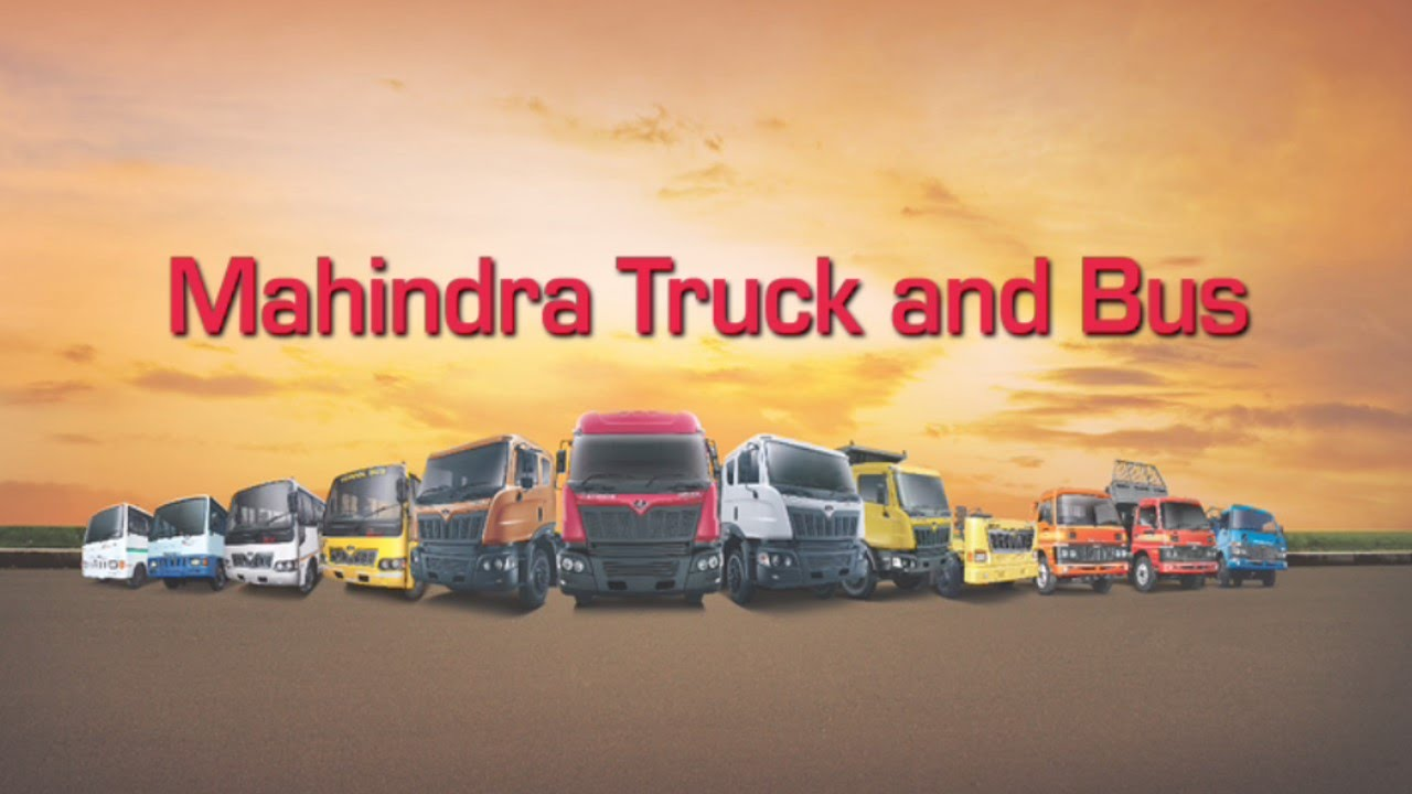 The Story Of Mahindra Truck And Bus Youtube