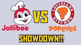 Jollibee Vs Popeyes - Who Has The Best Chicken?