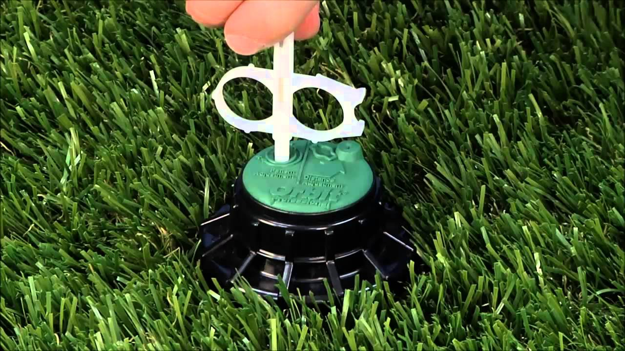 orbit irrigation voyager ii gear drive rotor sprinkler [ 1280 x 720 Pixel ]