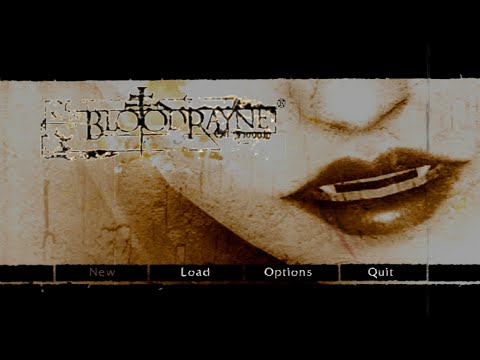 Bloodrayne: Terminal Cut moments and highlights. Part 1/2 |