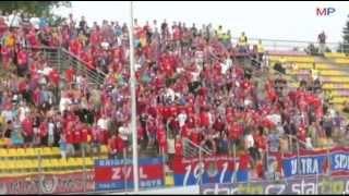 1. FK Příbram vs. FC Viktoria Plzeň 26. 7. 2013  Fans & team Aktivity
