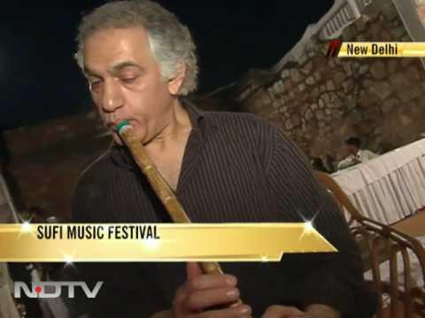 Sufi music festival in Delhi