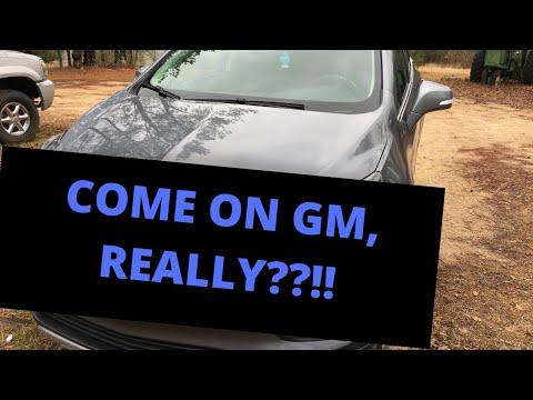 GM Ecotec 1.4 Complaint!!!!  Same Motor, 2 Oil Filters???!!!!