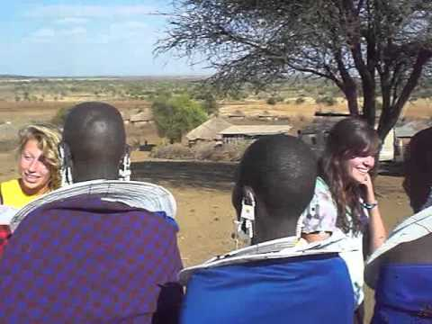 masai boma visit - easy travel and tours .flv