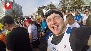 Блог марафонца | Без подготовки бежим 21 километр