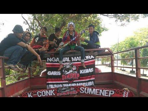 WANI K-conk Mania Estafet Cilegon - Madura United Vs Cilegon