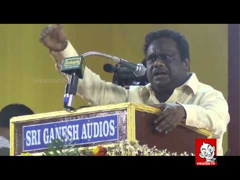 Kaduvetti Guru's Controversial speech at Mahabalipuram PMK meeting - Junior Vikatan