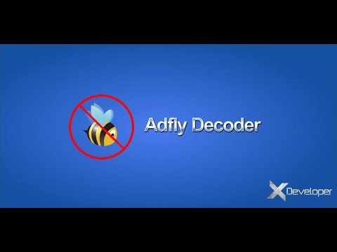 Adfly Decoder Android Application (100% Working)