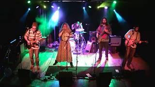 Hayley Jane & The Primates LIVESTREAM @ Asheville Music Hall 3-9-2018