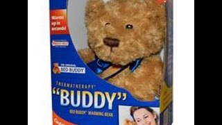 СОГРЕВАЮЩИЙ МИШКА Bed Buddy с iHerb Thumbnail