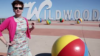 A Mod Betty™ Wild for Wildwood NJ Visit! Retro Roadmap Episode 8