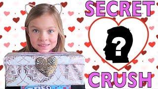 crush sends love letter