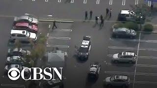 Manhunt underway for suspect in California university stabbing