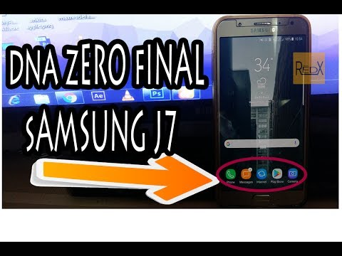 VoLTE] Bug Fix DNA Zero Final S8 Latest Rom For Samsung J7