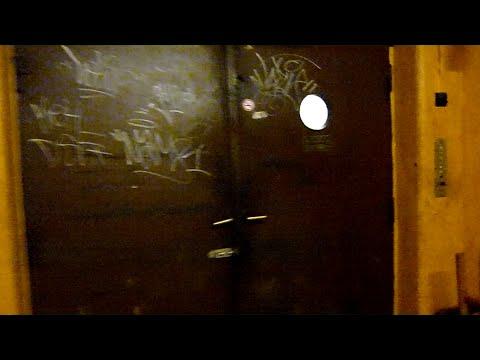 EPIC motor sound from the 1944 Thrige freight elevator - in Copenhagen, Denmark