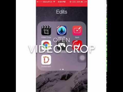 How to turn GIFS into videos (iPhone/iPod/iPad