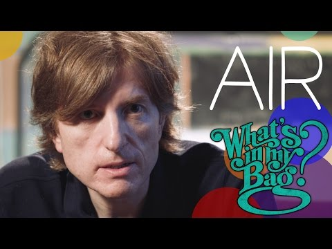 AIR - What's In My Bag?