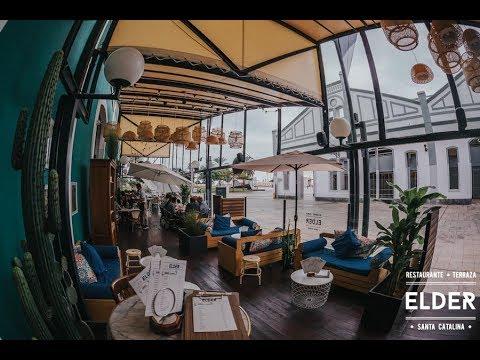 Restaurante Terraza Elder Gran Canaria