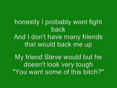 Jon Lajoie - Everyday Normal Guy w/ Lyrics