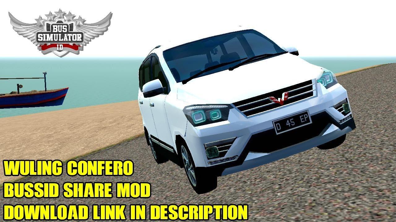 950 Mod Bussid Mobil Wuling HD Terbaik