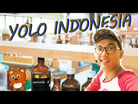 My First Class Experience at University of Indonesia | YOLO INDONESIA Episode 3