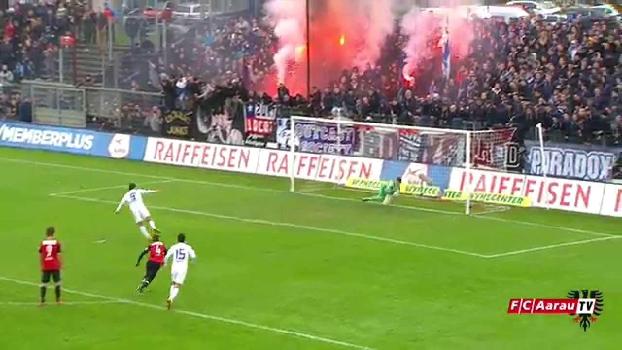 FC Aarau Коммандная игра - Вместе мы сильны!