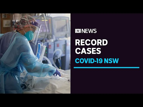 NSW records 239 new COVID cases — the highest daily number since pandemic began   ABC News