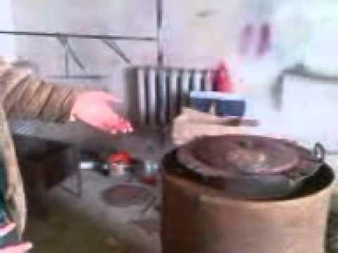 Пиролизный котел своими руками видео