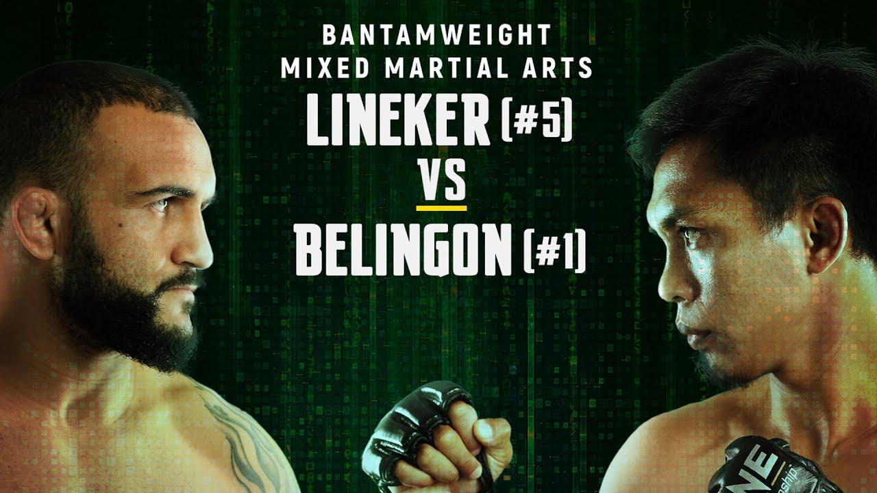 John Lineker vs. Kevin Belingon | ONE Championship Main Event Trailer