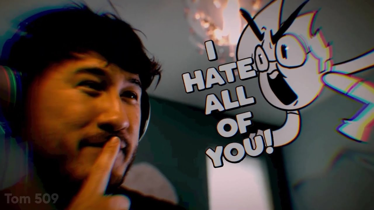 Markiplier and Lixian messing with each other for 9 minutes straight   pt. 12