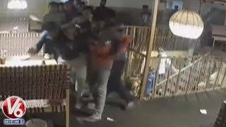 Octopus Police Team Charged And Injured Common Man in Adibatla  Telugu News