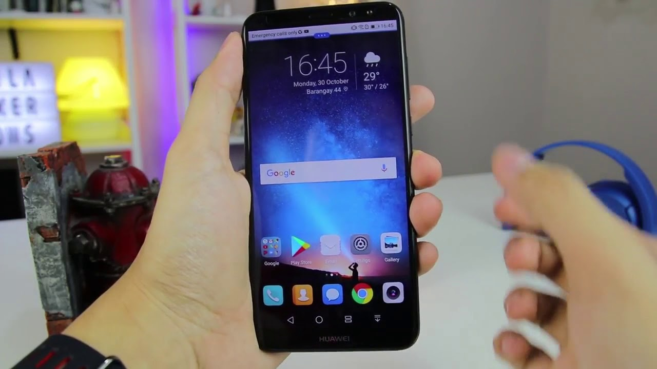 Huawei Nova 2i Mate 10 Lite Review Why Bother With 4 Cam