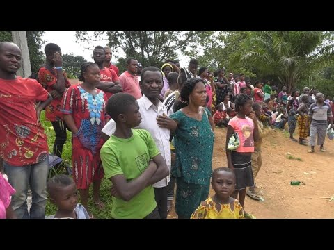 Refugees from Anglophone Cameroon face tough conditions in Nigeria