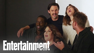 'This Is Us' Cast On How They Became Fall's Best Show | Cover Shoot | Entertainment Weekly