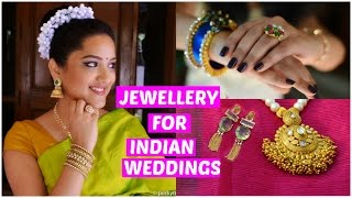 Indian Jewellery trends | Indian ethnic jewellery for indian weddings | Perkymegs
