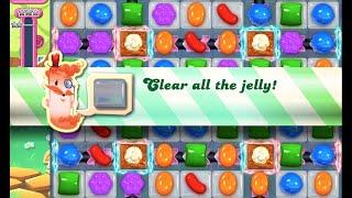 Candy Crush Saga Level 906 walkthrough (no boosters)